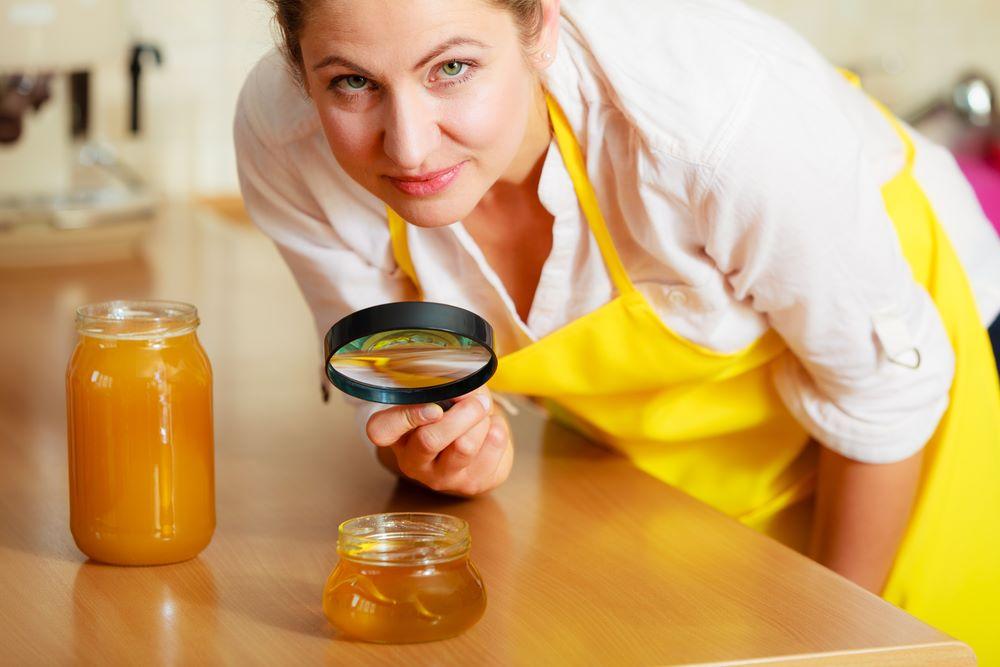 آزمایش عسل