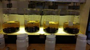 آزمایشگاه فاضلاب